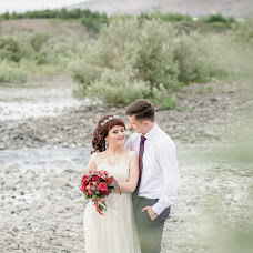 Wedding photographer Ekaterina Solonkova (thesolnce). Photo of 27.07.2018
