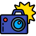 Natty Camera HD icon