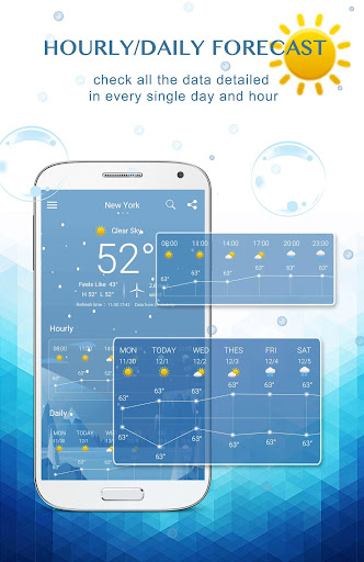 Weather Forcast Screenshot