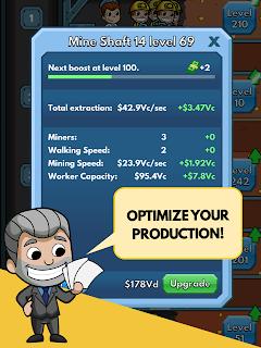 Idle Miner Tycoon screenshot 16