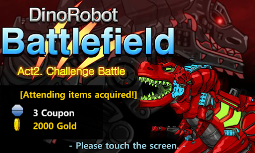 Dino Robot Battle Field 3.31.4 Android Mod APK 1
