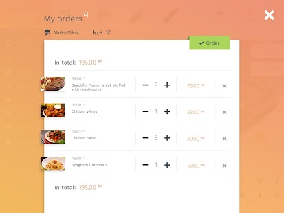 Dashef Digital Restaurant Menu - Android Apps On Google Play