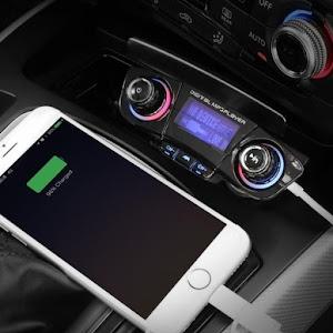 Transmitator auto FM cu MP3 Player si Bluetooth