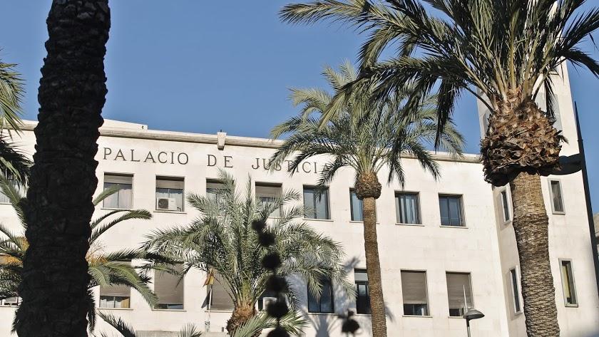Los dos esperados juicios tendrán lugar en el Palacio de la Justicia.