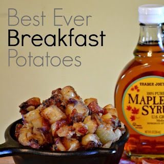 Best Ever Breakfast Potatoes.