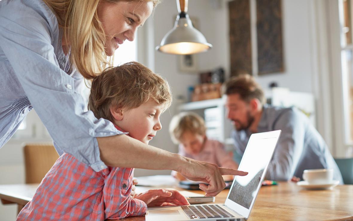 Аутскулинг в тренде: почему домашнее обучение входит в моду | Инновации на  РБК+