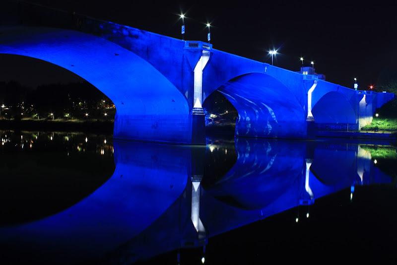 Il ponte in blu di Davide_79