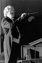 Photo: spring 1997; Jeffery Kite-Powell, conducting Jacobus Rittler Requiem