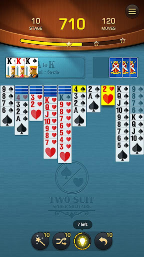 Spider Solitaire: Card Games screenshots 2