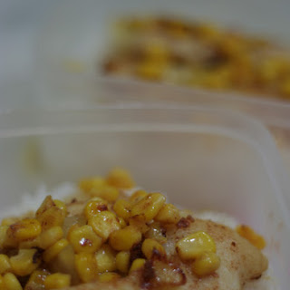 Butter – Fried Fish And Corn
