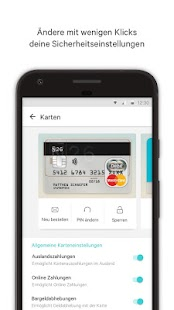 N26 – Banking by Design – Miniaturansicht des Screenshots