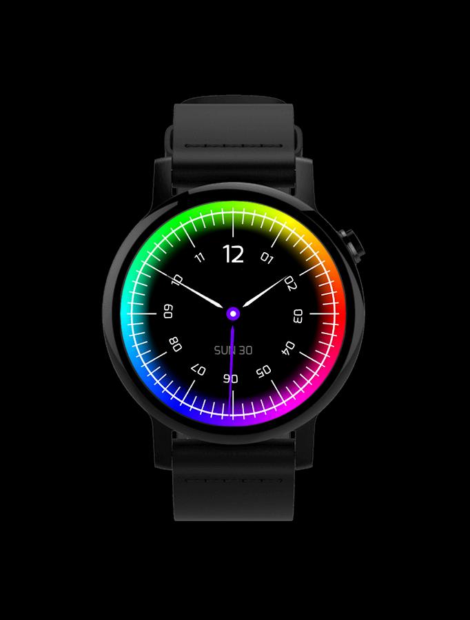 Chroma Watch face