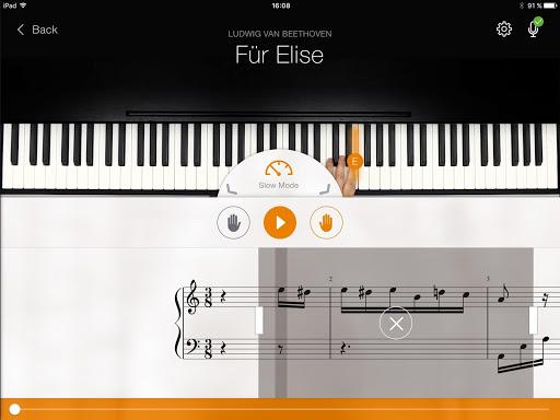 flowkey: Learn Piano 1.6.0 screenshots 11