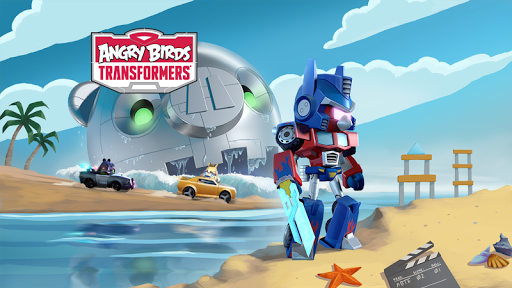 Angry Birds Transformers screenshot 5
