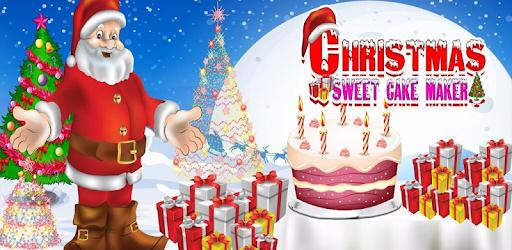 Приложения в Google Play – Christmas Sweet Cake Maker 2019