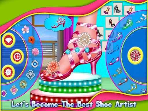 Shoe Maker Girls Game 1.1 screenshots 3