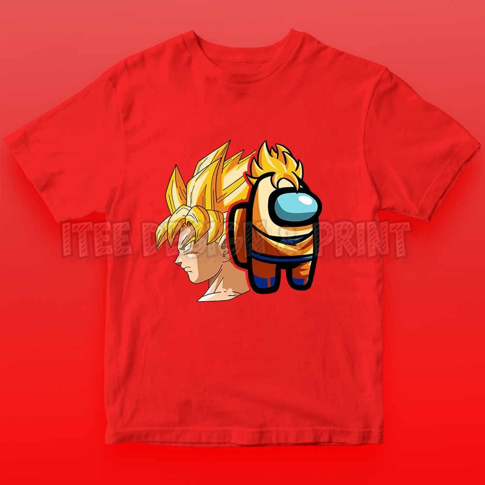 Son Goku Dragon Ball Among Us Impostor 17