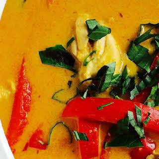 Panang Curry.