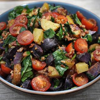 BLT Roasted Potato Salad