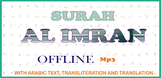 Al Imran Offline Mp3 - Apps on Google Play