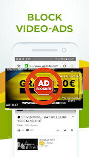Free Adblocker Browser Apk- Adblock & Popup Blocker 3