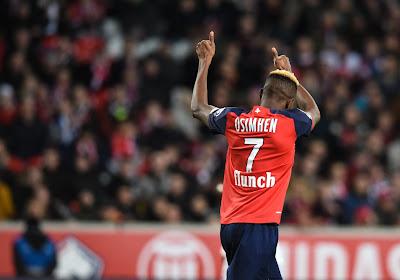 Victor Osimhen a fait son choix, Charleroi sourit, Gand un peu moins
