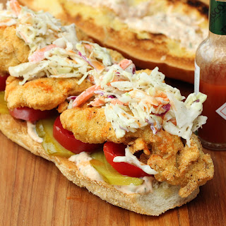 Fried Catfish Po-Boy Recipe