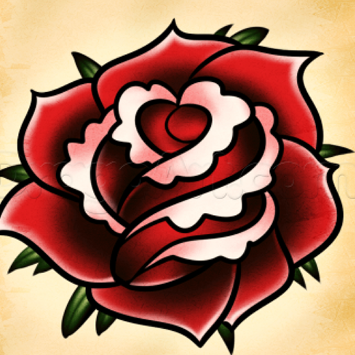 How to draw roses android apps on google play how to draw roses screenshot ccuart Image collections