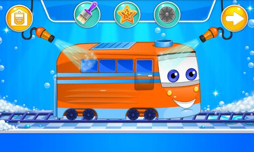 Train Wash  screenshots 4