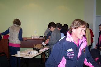 Photo: Dragons Abreast meeting Campbell Town, Tasmania
