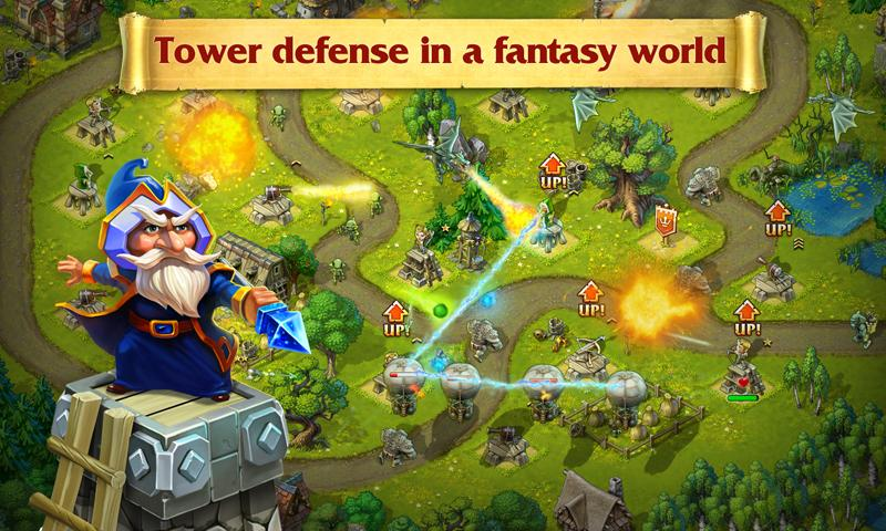 Toy Defense 3: Fantasy – TD- screenshot