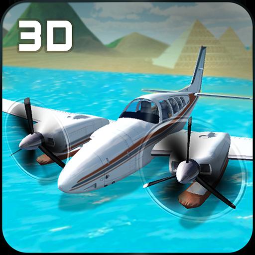 Extreme Seaplane Flight 3d Sim