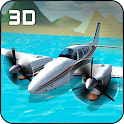 Extreme Seaplane Flight 3d Sim icon