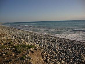 Photo: Beach near Agios Ermogenis church