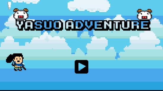 Yasuo Adventure - náhled
