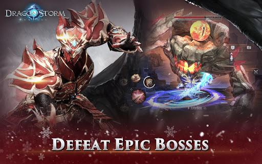 Dragon Storm Fantasy [Mod] Apk - Cơn bão chiến binh rồng