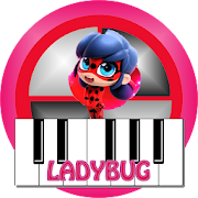 Piano Miraculous Ladybug Game APK
