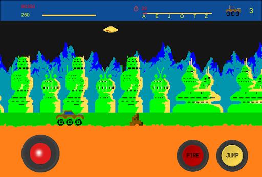 Moon Patrol modavailable screenshots 7