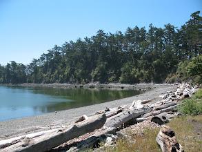 Photo: Day 8: Fossil Bay at Sucia Island.
