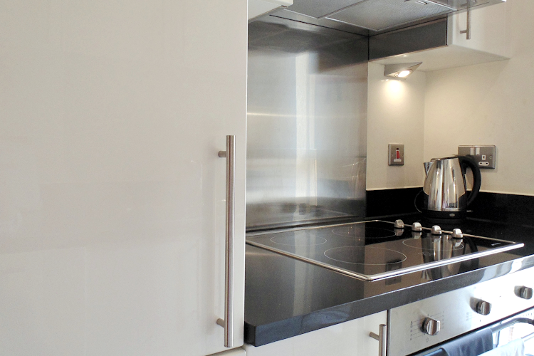 Fully equipped kitchen at Southwark