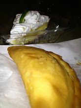 Photo: Cuban snack at the airport