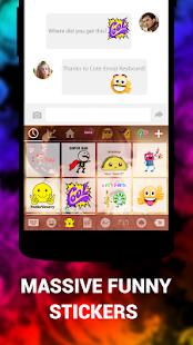 Emoji Keyboard Cute Emoticons - Theme, GIF, Emoji - náhled