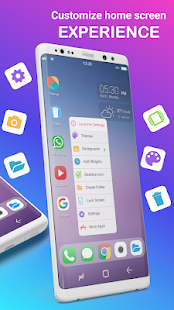 Launcher For Phone X Screenshot