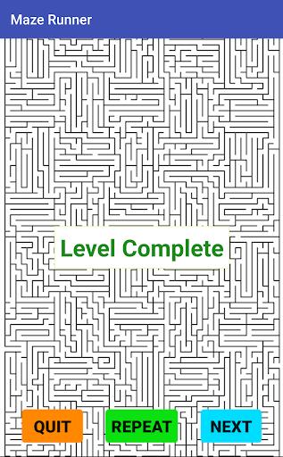 Maze Runner screenshot 4