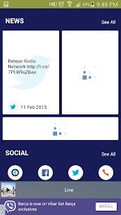 Berean Radio Network - náhled