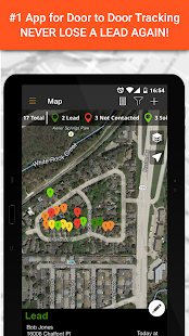 SPOTIO - Door to Door Tracking- screenshot thumbnail
