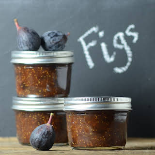 Spiced Fig Preserves.