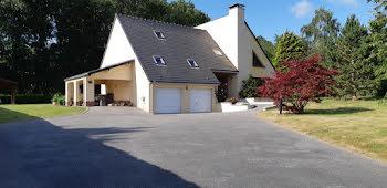 maison à Belmesnil (76)