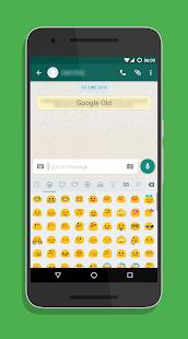[Substratum] WA Emoji Changer - náhled