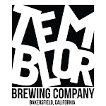 Logo for Temblor Brewing